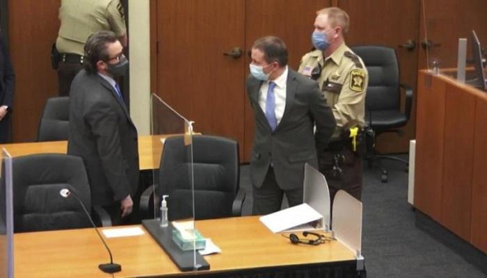 George Floyd killer Derek Chauvin asks for new trial