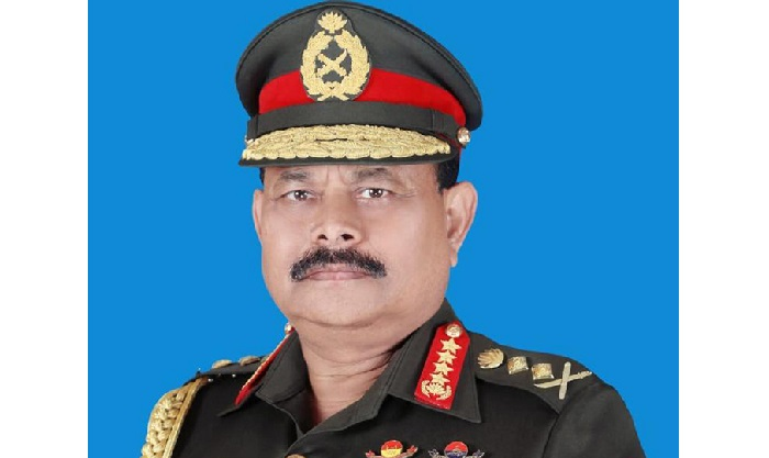 Army chief returns from Zambia