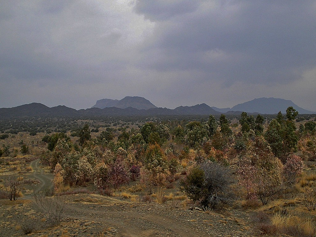 Balochistan's natural gift not so pleasing