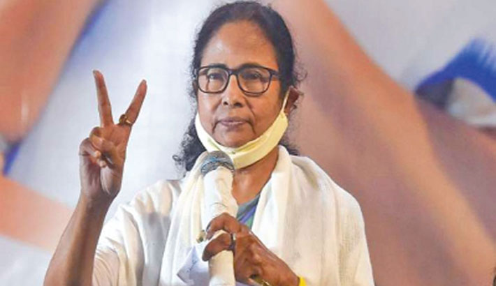 Mamata takes oath as West Bengal CM for 3rd time