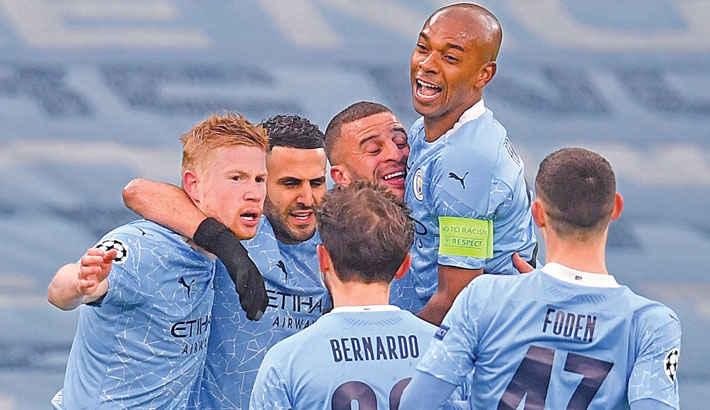 Guardiola exorcises UCL demons to lead Man City to first final