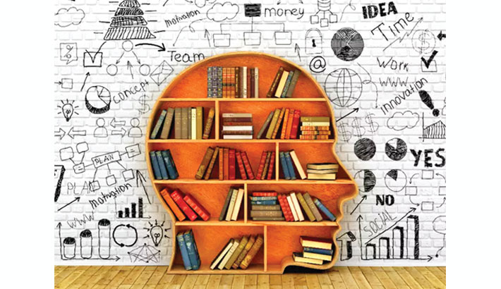 Pile Up That Bookshelf
