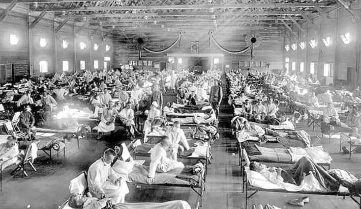Coronavirus and History of Pandemic