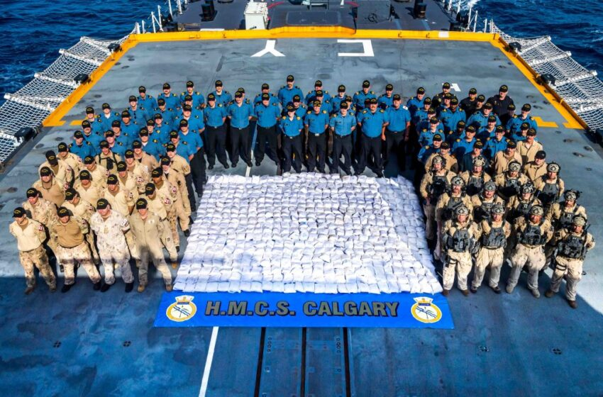 Indian Ocean: Pakistan's 'Merry-time' Route For Narcotics Trafficking
