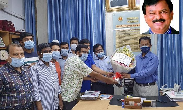 Shahjahan Alam Shaju made IU Syndicate member