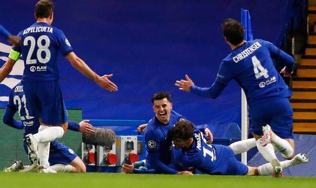 Chelsea beats Madrid to set up all-English final vs Man City
