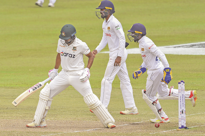 First-class cricket left in lurch
