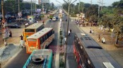 Lockdown: Public transport services resume after 22 days