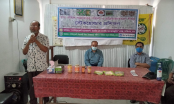Training on value added products development of green jackfruit held in Mymensingh
