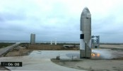 Touchdown! SpaceX successfully lands Starship rocket