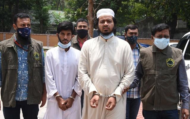 2 placed on remand for plotting attack on Jatiya Sangsad