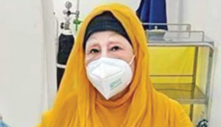 Khaleda likely to fly for London soon