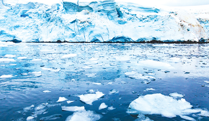 Melting Antarctic 'could push seas to catastrophic levels'