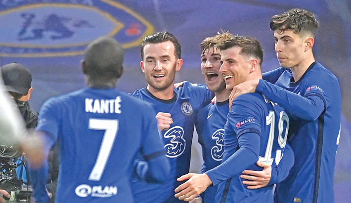 Chelsea beat Real to set up all-English Champions League final