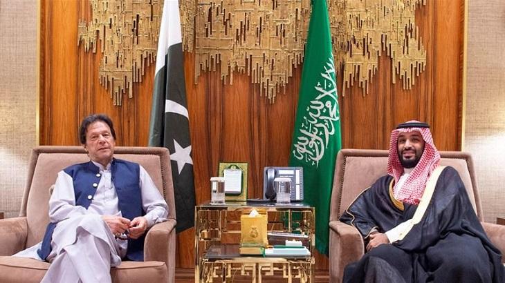 Pakistan PM due in Saudi for talks on improving ties