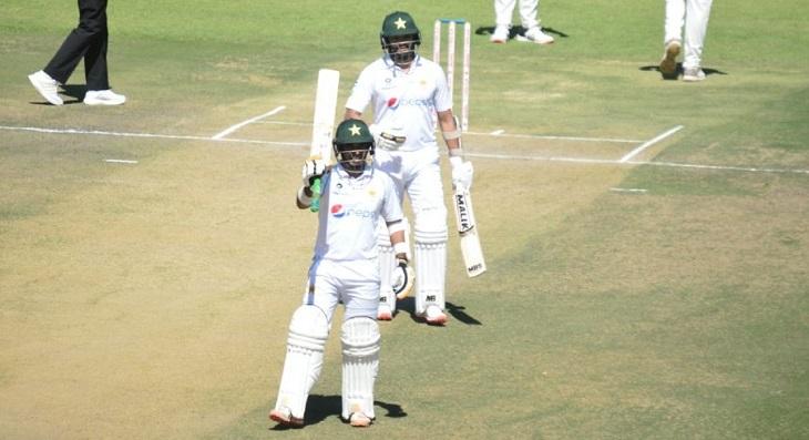 Abid, Azhar put Pakistan on top against Zimbabwe