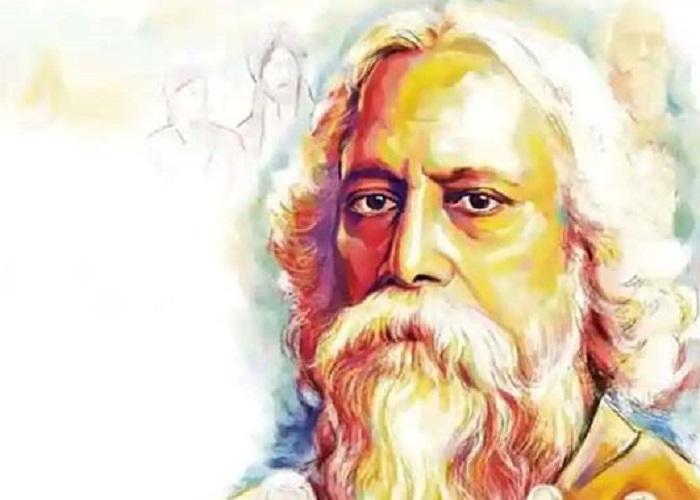 Biswakabi Rabindranath's 160th birth anniversary today