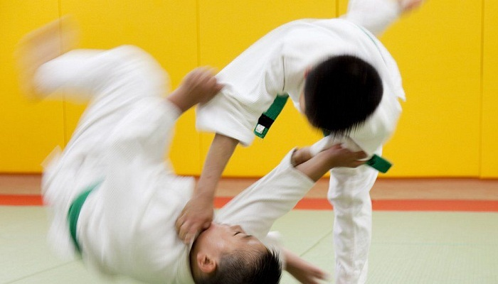 Taiwan: Judo class puts a seven-year-old in a coma