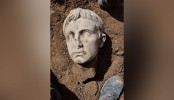 2,000-year-old marble head of Rome's first emperor discovered