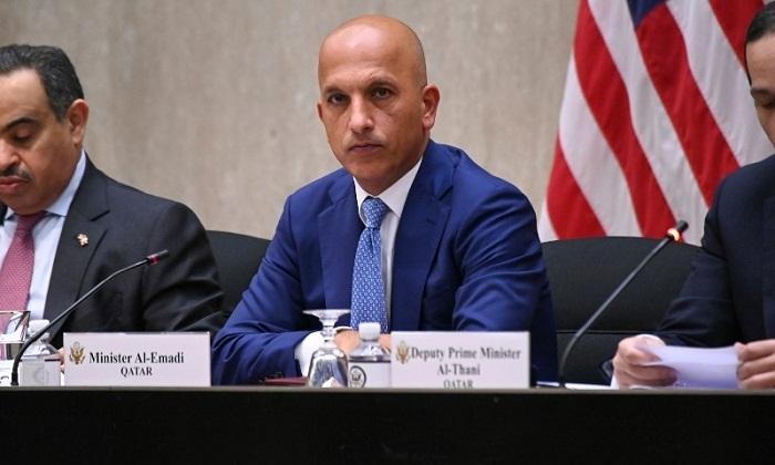 Qatar arrests finance minister over alleged corruption