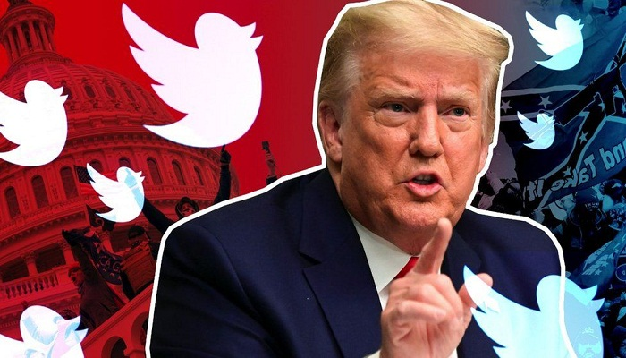 Twitter suspends accounts skirting Trump ban