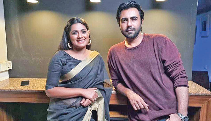 Apurba, Tisha pair up for new drama after 13 years