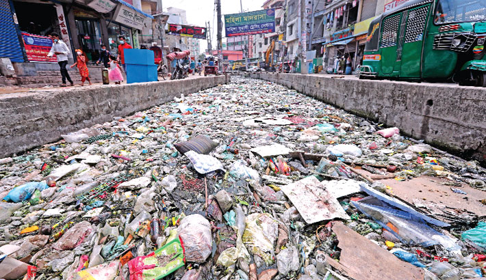 WASA's canal re-excavation project in limbo