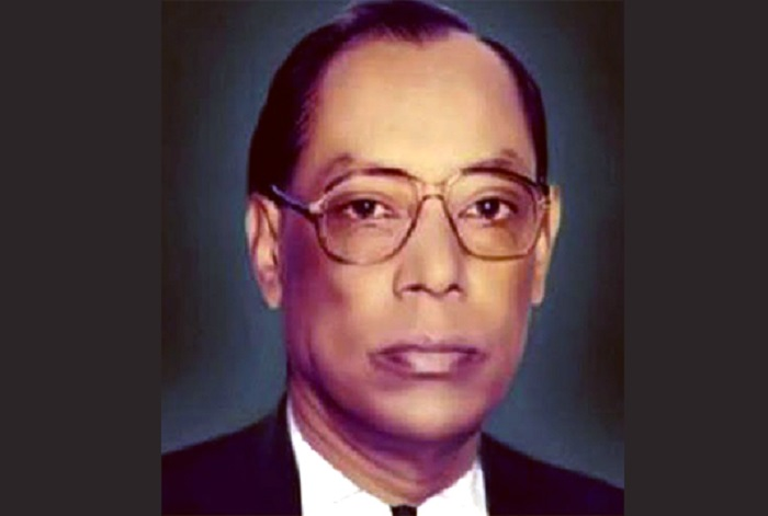 12th death anniversary of Dr Wazed Sunday