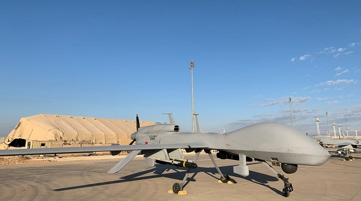 New drone attack targets US forces in Iraq: US military
