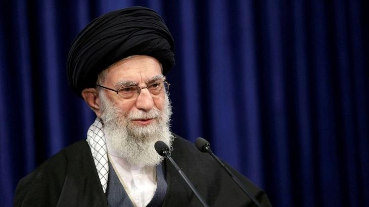 Israel 'not a country, but a terrorist base': Iran's Khamenei