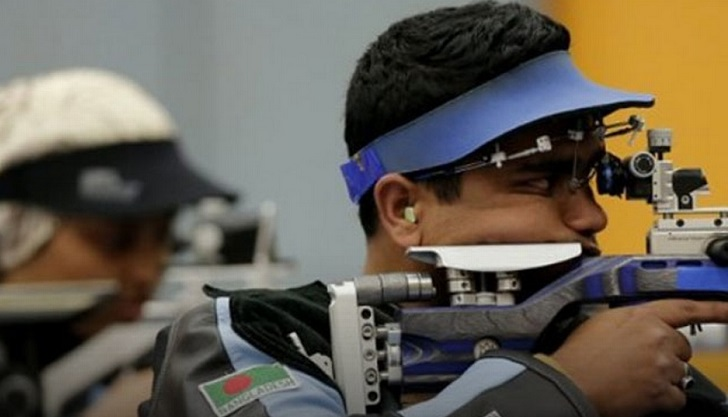 Four shooters in race for Olympics wild-card entry