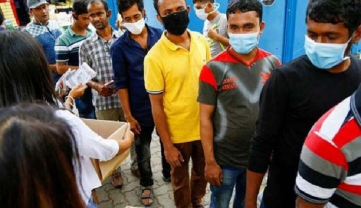 445 India returnees kept at 11 quarantine centres in Khulna-551698