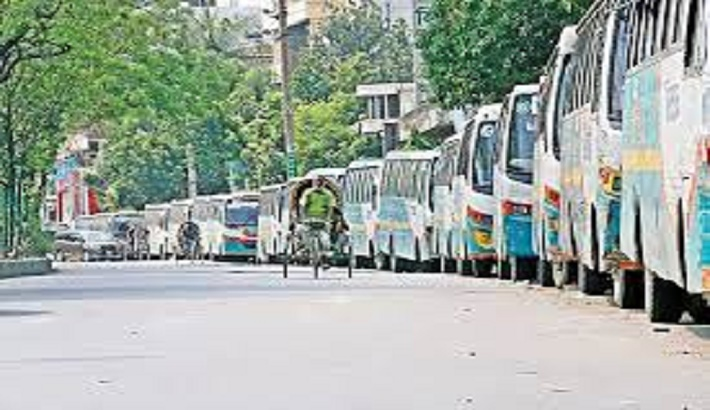 Transport owners, workers place five-point demand