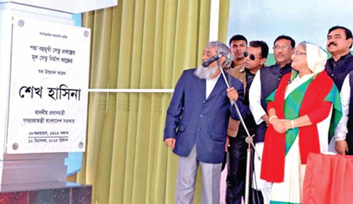 Padma Bridge and a PM Who Dares to Dream Big