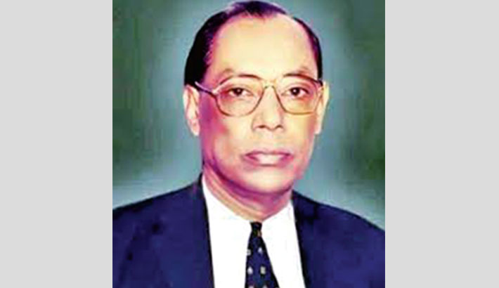 Death anniversary of Dr Wazed today