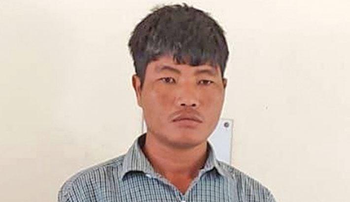 Armed UPDF man held in Rangamati