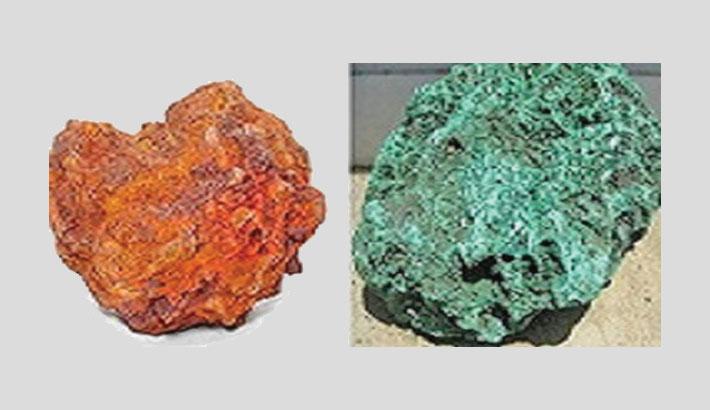 Copper, iron ore hit records
