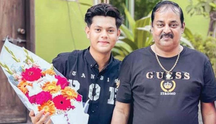 Rakib Hossain very happy after making video on Dipjol