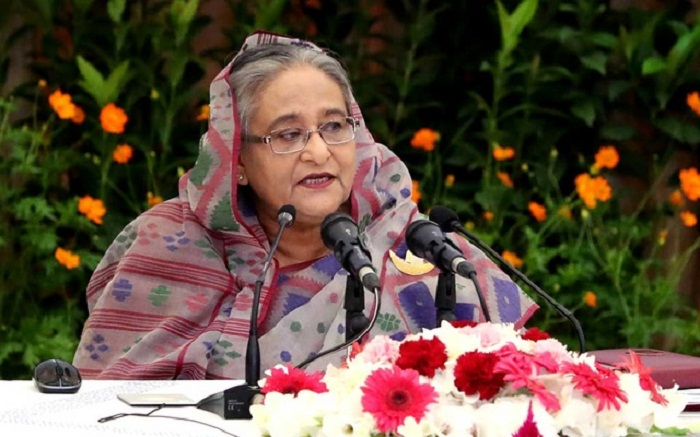 Will build planned cities in all districts: PM Hasina