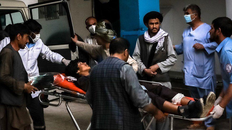Kabul school blasts death toll rises to 58