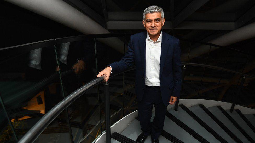 London elections: Sadiq Khan wins second term as mayor