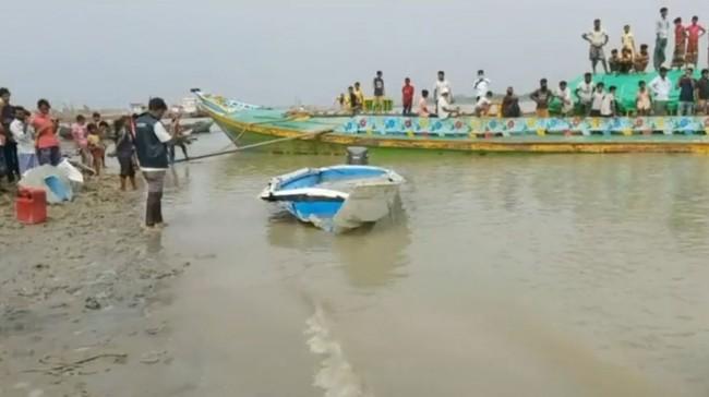 Speedboat crash in Padma: Owner held
