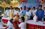 Janata Bank distributes relief among poor in Khulna