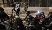 Arab nations hit out at Israel over Jerusalem violence