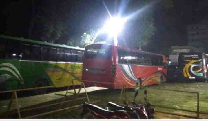 100 buses seized in Cumilla for violating govt rules