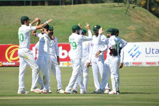 Pakistan win 2nd Test against Zimbabwe by innings to secure series