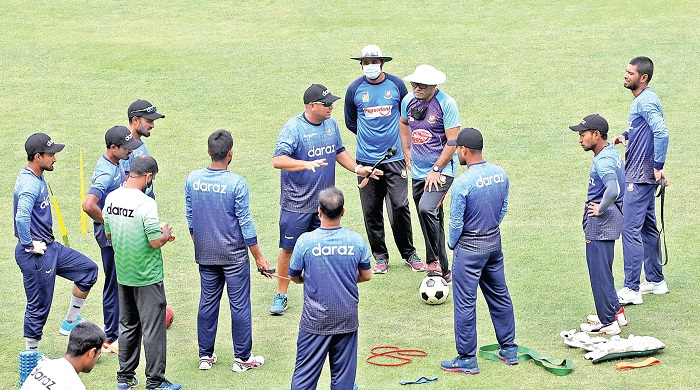 Cricketers advised to follow health rules during Eid leave