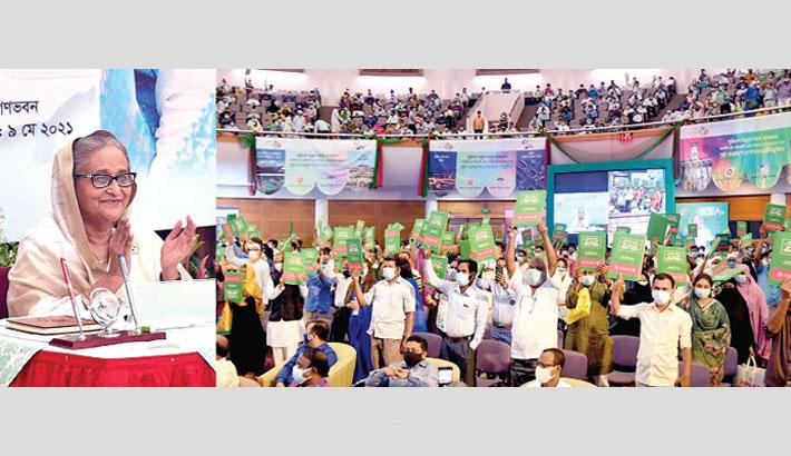 New Town Project held at Bangabandhu International Conference