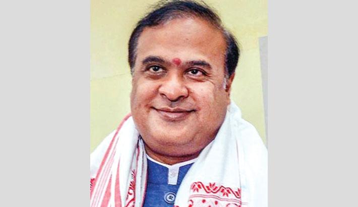 Himanta Biswa Sarma elected new Assam CM