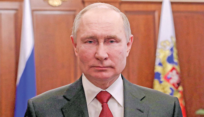 Putin vows to defend Russian interests